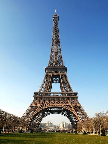 Torre Eiffel  (1887-1889)