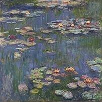 Nenúfares (1920-1926). Monet