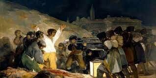 """""""El tres de mayo de 1808 en Madrid"""""""