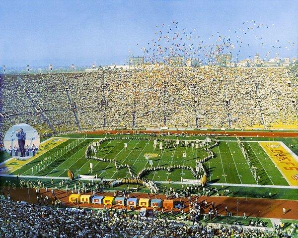 First Super Bowl