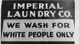 Jim crow laws start in the south