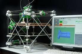 Las impresoras 3D autorreplicantes