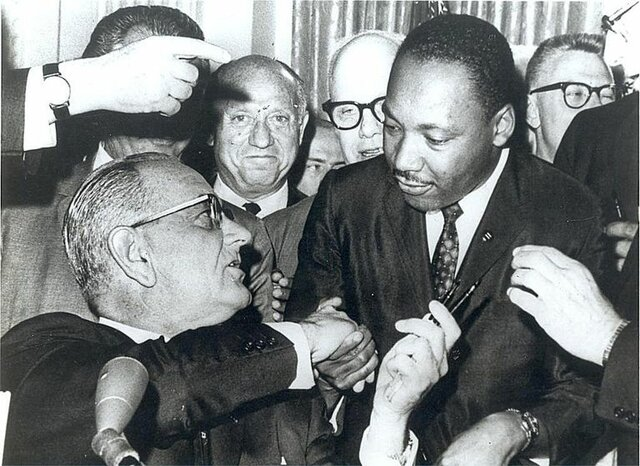 •Civil Rights Act of 1964 (1964)