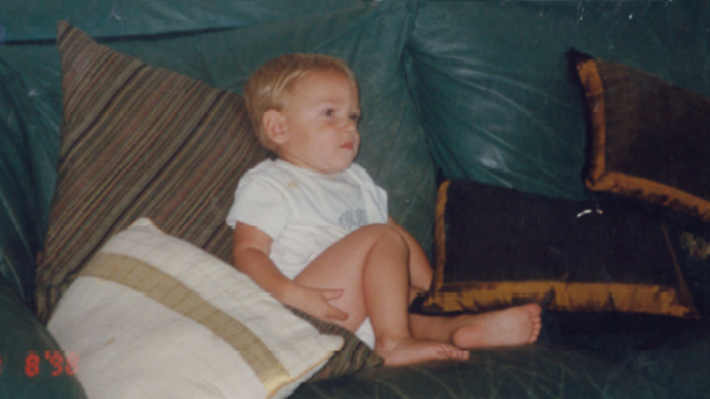 The Day I Became a Couch Potato.