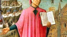 Vida y obra de Dante Alighieri timeline