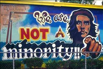 Chicano Mural Movement Begins