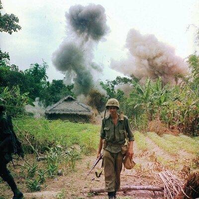 Vietnam War Timeline - Maria Paulin