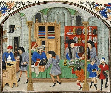 Inizio Basso Medioevo