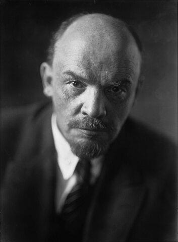 Muerte de Lenin ®