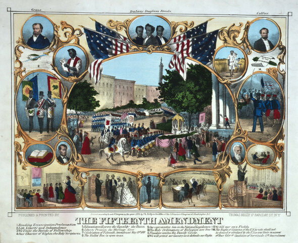 •	15th Amendment (1870)
