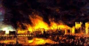 Se incendia roma