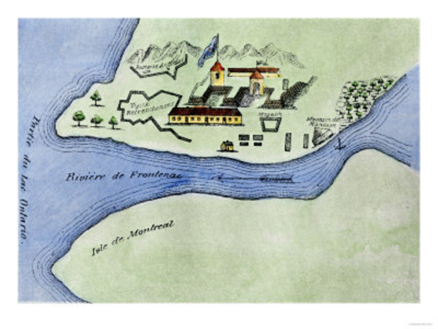 French Fort Frontenac
