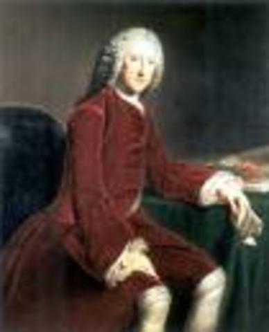 William Pitt becomes Secretary of State