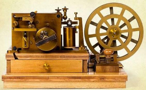 Электрический телеграф