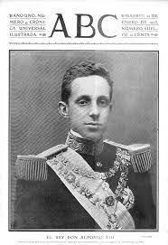 Mayoría de edad de Alfonso XIII