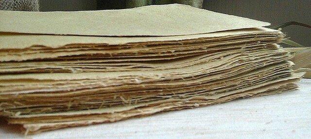 Изобретение Бумаги.