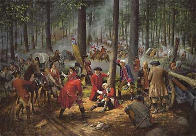 Battle of Monongahela River