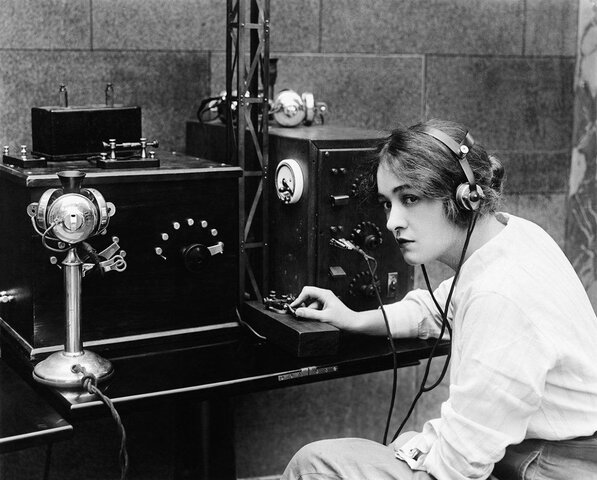 Invenció Telègraf