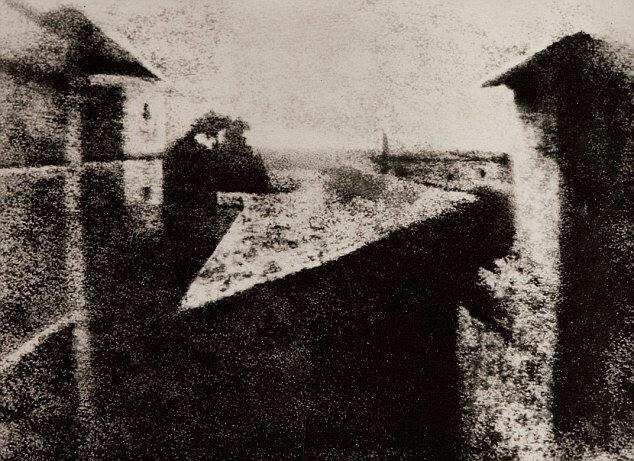 Изобретение фотографии.