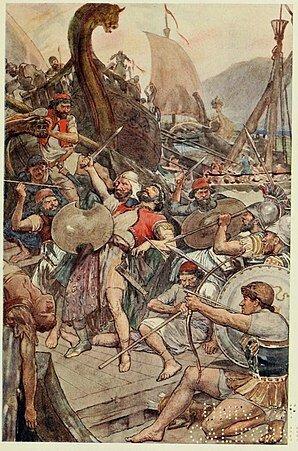 Μάχη στη Σαλαμίνα της Κύπρου