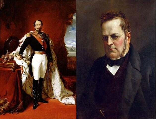 Acuerdo secreto con Napoleón III