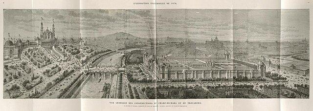 Exposición Univ. París (Impresionismo)