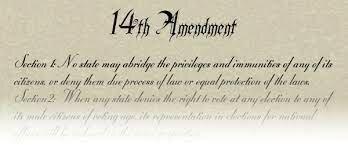 •14th Amendment