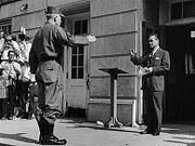 George Wallace Blocks University of Alabama Entrance