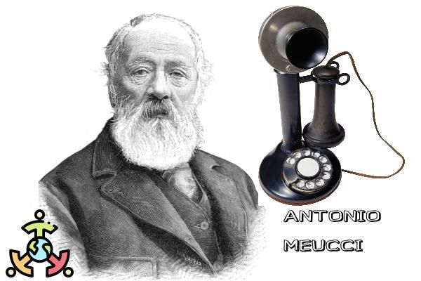 El primer teléfono