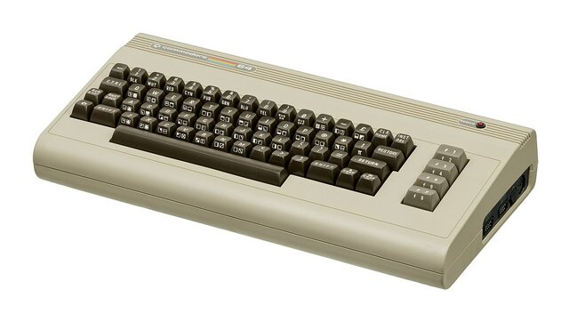 My first Tech Commodore 64