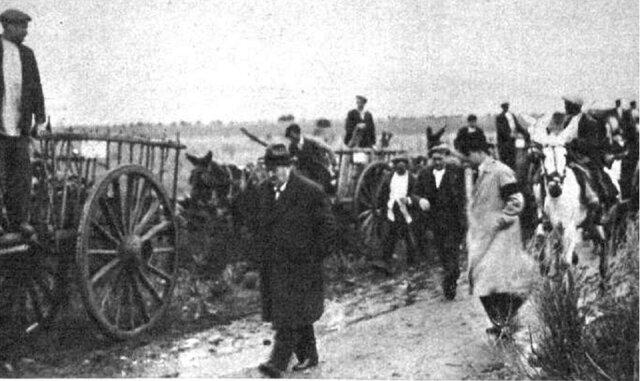 Aprobación de la Reforma Agraria