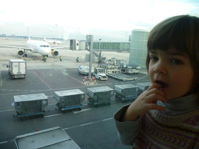 Primer vol amb avió