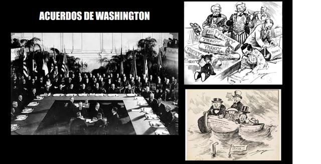 Acuerdos de Washington (limitación de armamentos)