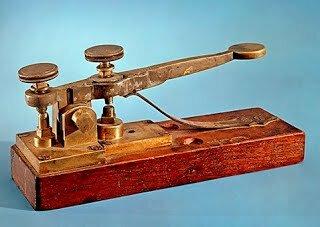 El primer Telégrafo eléctrico