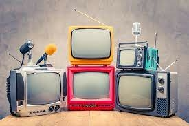 Televisor y radio
