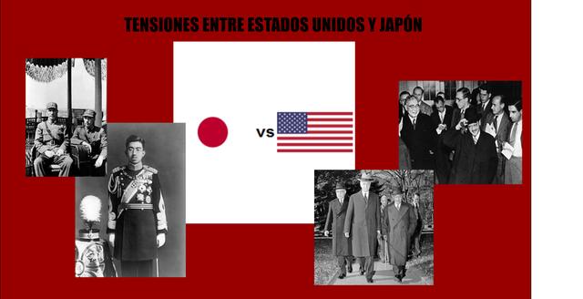 Tensiones entre EEUU y Japón