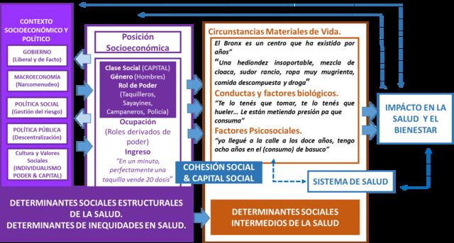 Determinantes sociales de la salud;