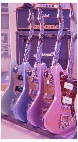 Instrumentos del pop