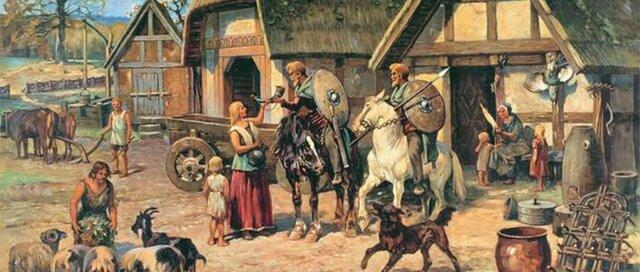 Séc. IX - Latim bárbado
