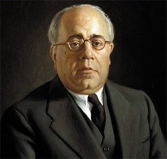 Manuel Azaña president de la República