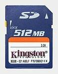 En 1999 surgen las tarjetas SD