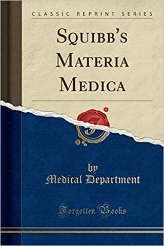 Squibb's Materia Médica