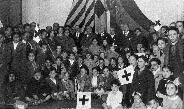 Creación de la Cruz Roja