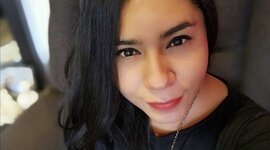 Biografía Mónica como estudiante  timeline
