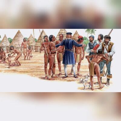 Conquista y Colonización de la isla de Puerto Rico timeline