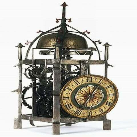 se construye un reloj mecánico