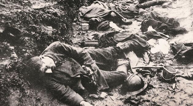4000 muertes  (1953-1957)