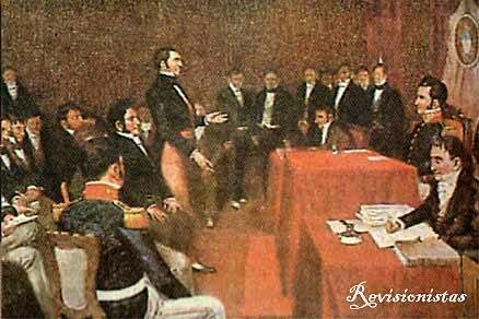 Hechos por la Asamblea del año 1813