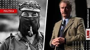 Llegada del gobierno Vicente Fox