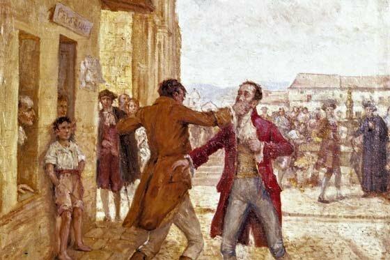 Acta del Cabildo extraordinario de Santafé de Bogotá